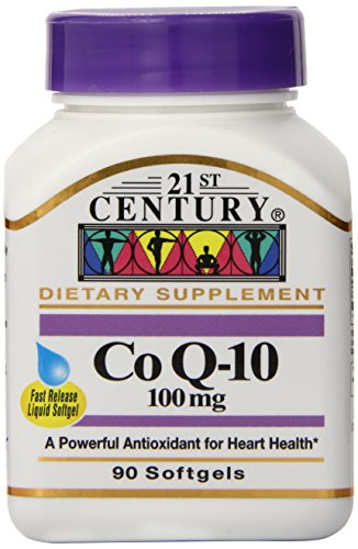 21st Century Q10 Softgels Count product image