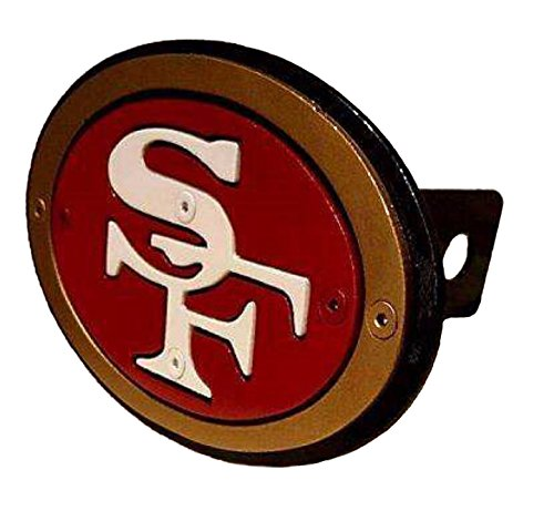 San Francisco 49er's Custom Hitch Cover