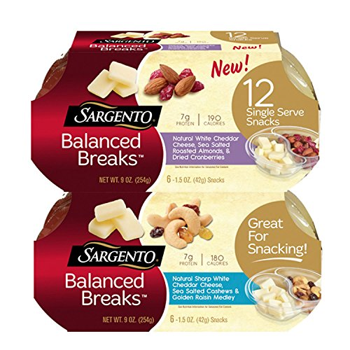Sargento Balanced Breaks (72 ct.) by Sargento