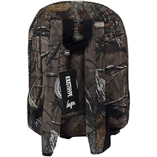 Just Hype hype bag kit - Bolso al hombro de Poliéster para hombre Talla única Forest Branches