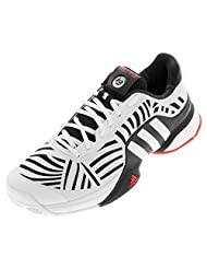 Adidas Barricade 2016 Boost X Y3 Men's Tennis Shoes Black/White/Red