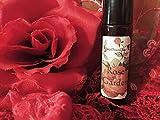 Rose Garden Roll On Perfume Oil, Fragrance Oil, Aromatherapy, 10 ml, Floral Perfume, Rose Perfume, Rose Water, Rose Scent Perfume, Rosemary