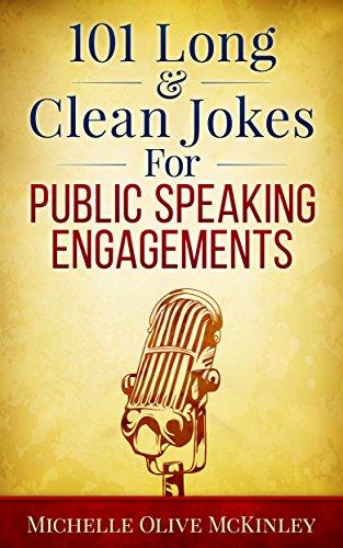 101 <b>Long</b> &amp; <b>Clean Jokes</b> For Public Speaking Engagements - Kindle ...