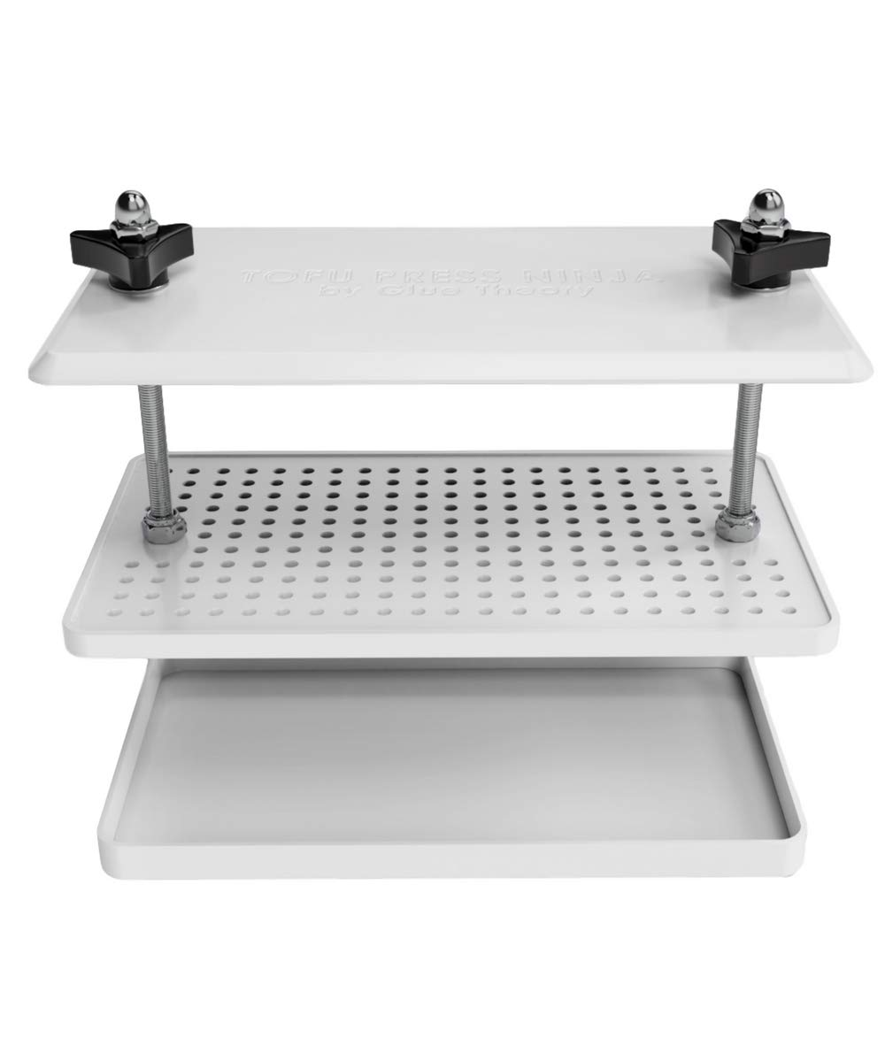 Simple Drip Tofu Press Includes An Attachable Drip Tray To Catch All Water Drippings The Easiest Way To Remove Water From A Tofu Block