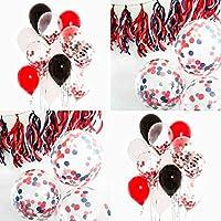 Suministros para fiesta de pirata/Minnie Mouse, bolas de ...