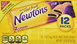Newtons Fig Bars - 12 Pack, 24 oz