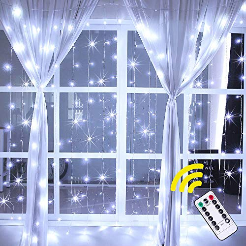 Led Cascading Icicle String Lights in US - 9