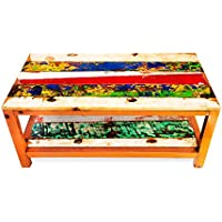 EcoChic Windjammer Reclaimed Wood Coffee Table