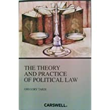 The Theory and Practice of Political Law