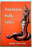 img - for Burmese folk-tales book / textbook / text book