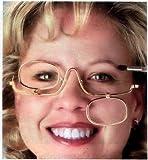 3X Magnifying Makeup Glasses