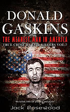 Amazon donald gaskins the meanest man in america historical print fandeluxe