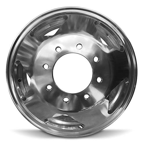 (Road Ready Wheels New Replacement Aluminum Wheel Rim For Ford F350)