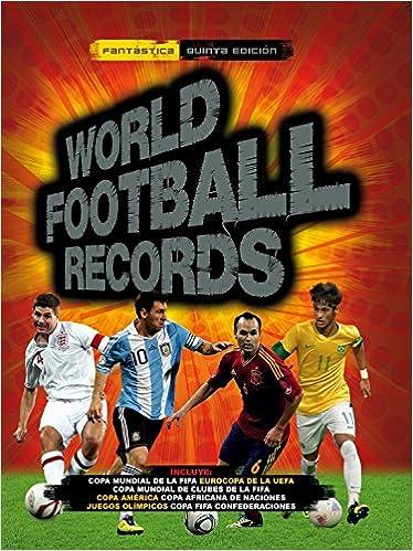 Libros descargables gratis para nook tablet World Football Records 2014 (LIBROS ILUSTRADOS) PDF 8490430179