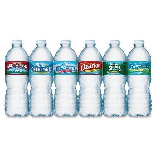 Nestle Bottled Water 16.9oz Per Bottle, 24 Bottle Case (Brand Varies By Region) ()