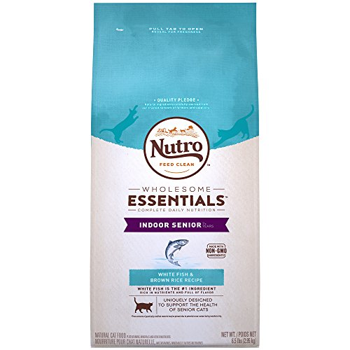 Nutro Wholesome Essentials Indoor White Fish & Brown Rice Re