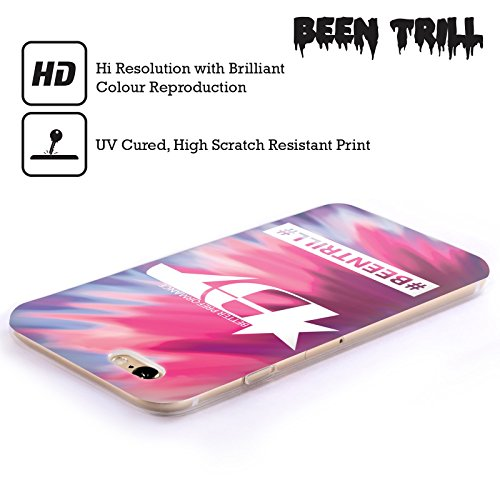 Official Been Trill Swirl Tie Dye Soft Gel Case for Apple iPhone 5c