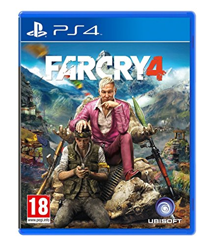 51M1zopFbdL - Far Cry 4 - PlayStation 4