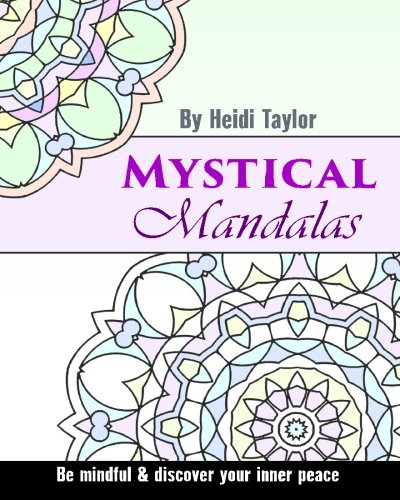 Download Mystical Mandalas: Be mindful & discover your inner peace ebook