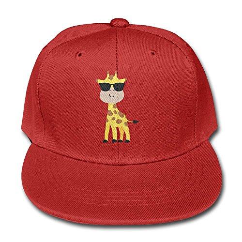 Quzim Kids Hat Kids Baseball Cap Giraffe Emoji Sunglasses - Cap Sunglasses Baseball With A Wear To Best