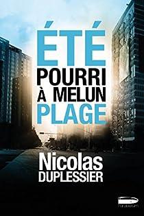 Été pourri à Melun-Plage par Duplessier