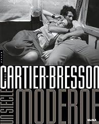 Henri Cartier-Bresson : Un siècle moderne par Peter Galassi