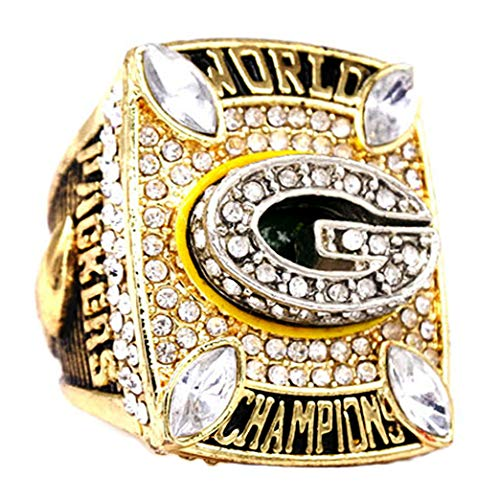 MVPRING Super Bowl Championship Ring (2010 Green Bay for sale  Delivered anywhere in USA