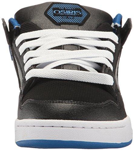Osiris Heren Pxl Skateboarden Schoen Zwart / Royal / Wit