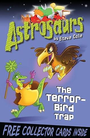 book cover of The Terror-Bird Trap