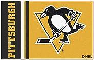 """FANMATS 19274 Team Color 19""""x30"""" Pittsburgh Penguins Uniform S"""