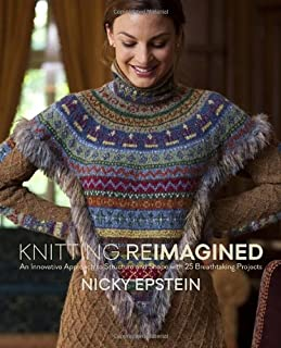 Book Cover: Knitting Reimagined: An Innovative Approach to Structure and Shape with 25 Breathtaking Projects