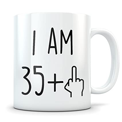 Funny 36th Birthday Gift For Women And Men