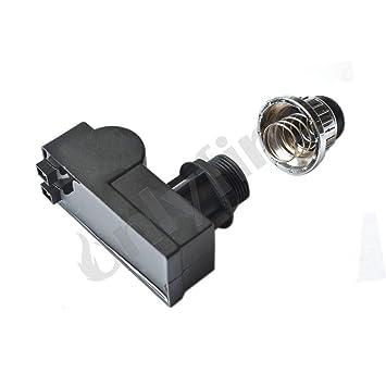 onlyfire 14431 BBQ Encendedor piezo, dos puertos batería eléctrica de botón para barbacoa parrilla de