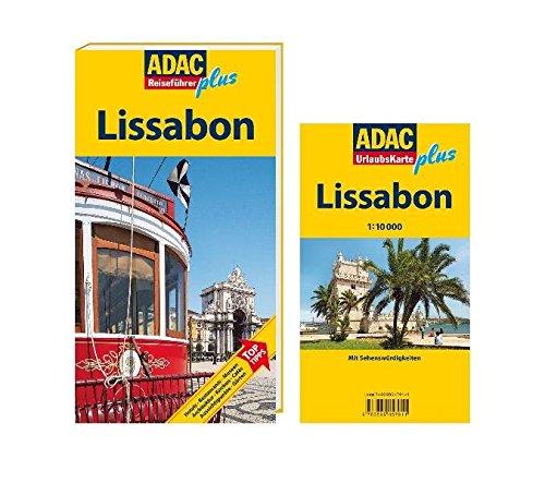 ADAC Reiseführer plus ADAC Reiseführer plus Lissabon: Mit extra Karte zum Herausnehmen