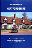 Front cover for the book Hertfordshire: London's country neighbour by Arthur Mee