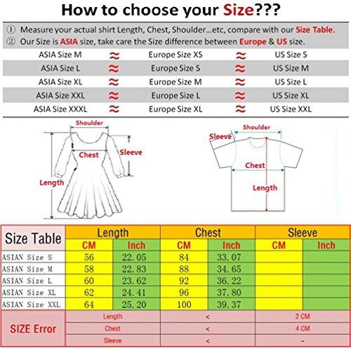 ... ISSHE Oversize T Shirt mit Aufdruck Damen Anker Print Rundhals T Shirts  Kurzarm Frauen Sommer Lockere c34a762559