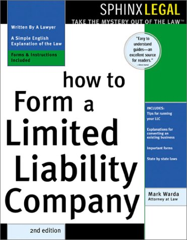 How to Form a Limited Liability Company