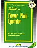 Power Plant Operator, Jack Rudman, 0837313953