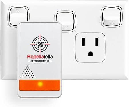 Amazon.com: Plug In Control de plagas Ahuyentador de plagas ...
