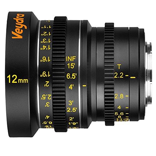 Veydra V1-12T22M43I, Mini Prime 12 mm T2.2 Imperial Cinema L