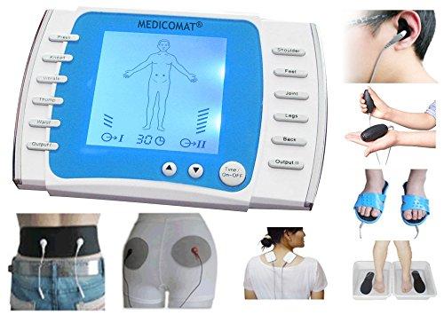 Conductive Belt Low Back Pain Medicomat Lumbago Spondylitis Sciatica Spondylarthrosis by Medicomat