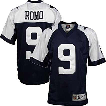 free shipping a2259 3d858 Amazon.com : Reebok Dallas Cowboys Tony Romo Replica ...