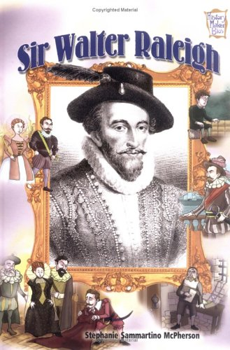 Read Online Sir Walter Raleigh (History Maker Bios) ebook