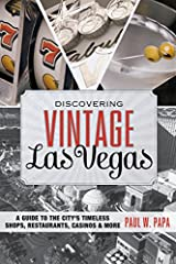 Discovering Vintage Las Vegas takes you back in time to all of the timeless classic spots this city has to offer. The book spotlights the charming stories that tell you what each place is like now and how i...