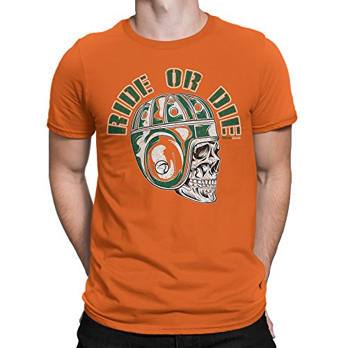 Rival Gear Miami Hurricanes Fan T-Shirt, Ride or Die by