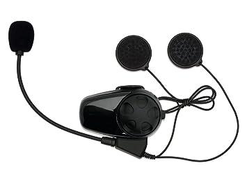 Sena BT0003006 SMH10 Auricular y Intercomunicador Bluetooth, para Motocicletas con el Casco Bell Mag-