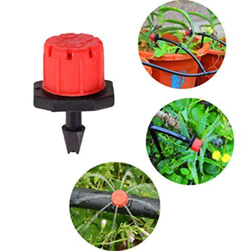 shmei 20pcs Garden Spray Waterer Sprinkler Portable Plant Garden Watering Nozzle Tool
