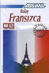Kolay Fransizca : Méthode de français à destination des apprenants de langue turque (4CD audio)