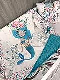 Baby Nursery Bedding, Baby, Mermaid, Starfish, Boho, Dreamcatcher, Baby Bedding, Crib Bedding, Babylooms