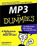 MP3 for Dummies, Andy Rathbone, 0764505858